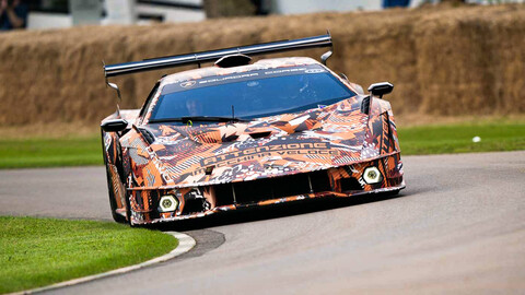Lamborghini Essenza SCV12, creado para las pistas