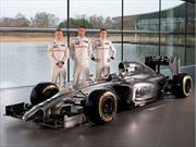 F1: McLaren MP4/29 2014 se presenta