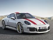 Porsche 911 R debuta en Ginebra