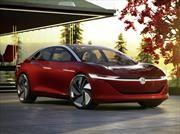 Volkswagen ID Vizzion, el conceptual eléctrico que le faltaba