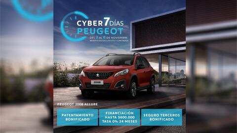 Peugeot Argentina se suma al Cyber Monday