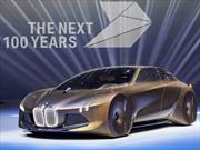 BMW Vision Next 100 Concept celebra el centenario de BMW
