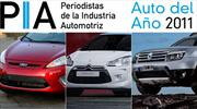 Ya están los ganadores de los Premios PIA al Auto del Año 2011