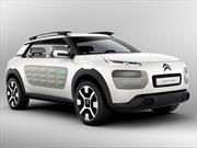 Citroën Cactus Concept debuta