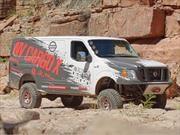 Nissan NV Cargo X, ¡entregas hasta el fin del mundo!