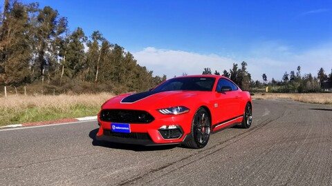 Test drive Ford Mustang Mach 1: deportividad a costo razonable