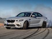 BMW M2 Competition es un deportivo de pista para uso diario