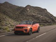 Nueva variante Black Pack para el Range Rover Evoque Cabrio