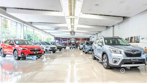 Nueva vitrina virtual de Subaru en Colombia