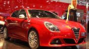 Alfa Romeo Giulietta para Maserati