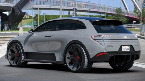 Humble One: un SUV eléctrico dotado de 1,000 hp y celdas solares en el techo