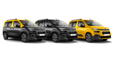 Citroën ya está listo para ofrecer los nuevos taxis chilenos