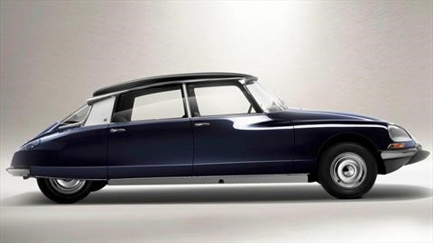 Suspensiones de Citroën cumplen 100 años