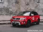 Suzuki Vitara Turbo 2017 a prueba