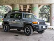 Toyota FJ Cruiser 2014 a prueba