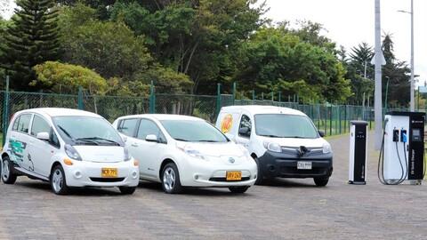 Hay 4.690 vehículos eléctricos registrados en el país