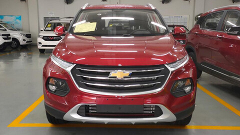 Chevrolet Groove ya viene en camino a Sudamérica