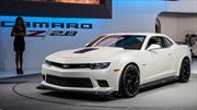 Chevrolet Camaro Z/28, renace la leyenda