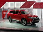 Nueva Mitsubishi Outlander, presentando el nuevo lenguaje de diseño de la marca