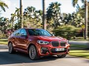 BMW X4 2018, cambio de estilo