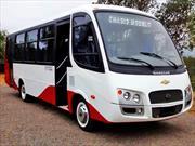 Chevrolet Chile ingresa al mercado de los buses con modelo NQR