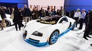 Bugatti Veyron Grand Sport Vitesse Le Ciel California debuta en París 2012