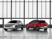 Borgward presenta dos conceptos más, el BX5 y el BX6