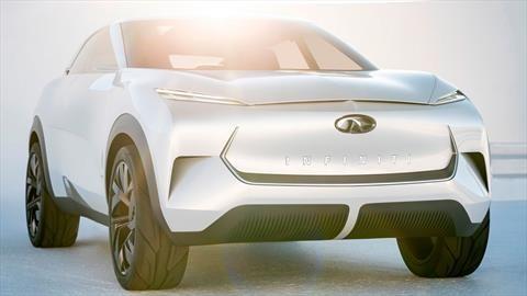 Nuevos Infiniti podrían estar más emparentados con Nissan