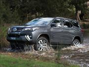Toyota SW4 2016, se presenta oficialmente la versión SUV de la Hilux
