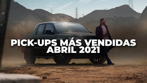 Top 10: Las pick-ups más vendidas de Argentina en abril de 2021