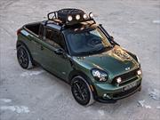 MINI Paceman Adventure Pickup Truck, una MINI camioneta
