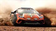 Lamborghini Huracán Sterrato Concept es un súper deportivo con capacidades off-road