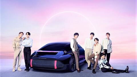 Hyundai y BTS promocionan IONIQ con un tema musical