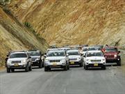 Terminó con gran éxito la gran Manada Jeep - Valle del Cauca 2013