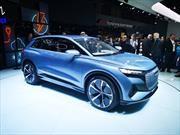 Audi Q4 E-Tron Concept, llega tarde pero con baterías