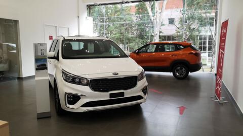 KIA 1S, la firma coreana inaugura nuevos puntos de venta