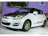 Suzuki Swift EV Hybrid Concept en el Salón de Tokio 2011