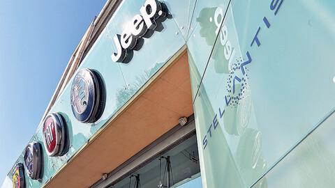 Citroën FIAT, Jeep y Peugeot podrían compartir concesionarios