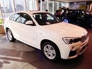 BMW X4 se presenta en Argentina