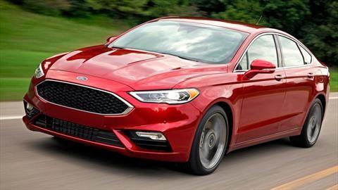 El Ford Fusion dejaría de producirse en la planta de Hermosillo en julio próximo