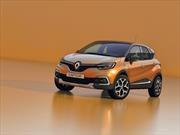 Renault Captur 2017, la variante europea se actualiza