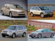 Honda Chile: Alerta de seguridad para 10.243 vehículos vendidos entre 2001 y 2009