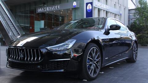 Maserati Ghibli Hybrid 2021 llega a México, un toque de electrificación, para un exclusivo sedán
