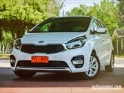 Test Drive: Kia Carens 2017