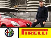 Pirelli y Alfa Romeo junto a Javier Zanetti en la Expo Milano 2015