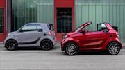 smart sorprende en Frankfurt con sus modelos eléctricos EQ Fortwo y EQ Fortwo Cabrio