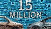 FCA ha vendido su minivan número 15 millones