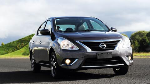 Nissan Versa V-Drive: la generación original sigue en Argentina