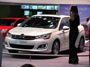 Citroën presenta al C4 Lounge de fabricación nacional en el Salón de BA