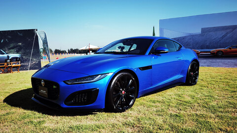 Primer contacto con el Jaguar F-Type R